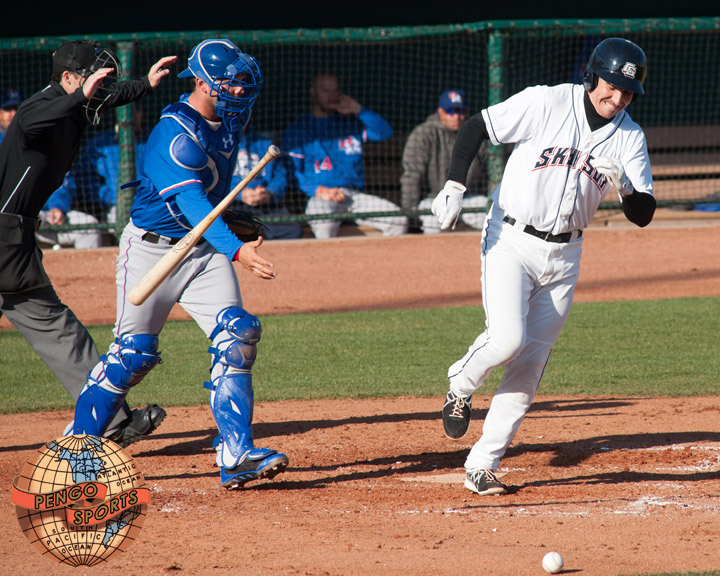 Sox fall 6-3 to the Express on a cold, windy day