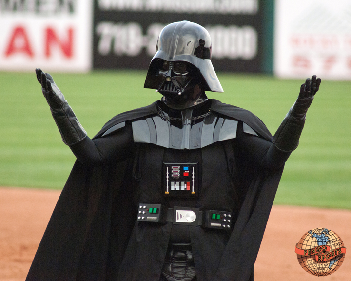 Star Wars Night at Security Service Field