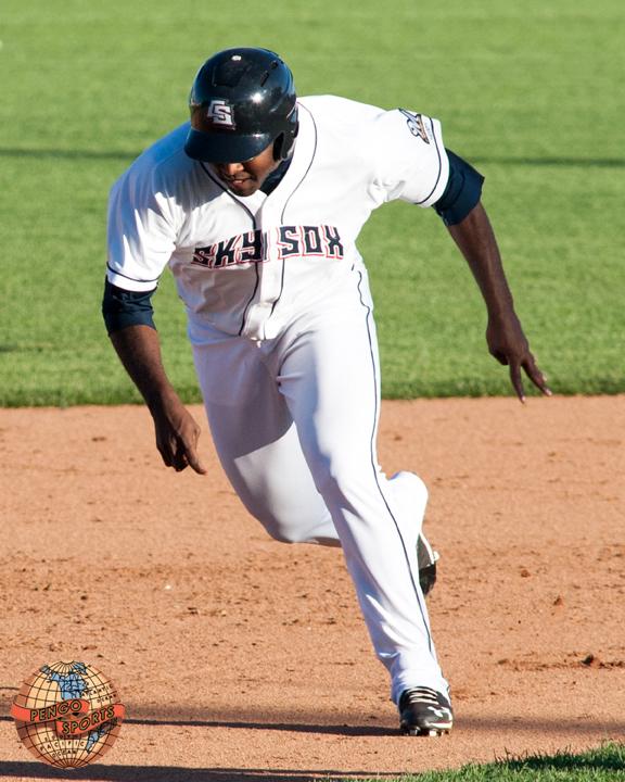 Sox split a pair with Iowa